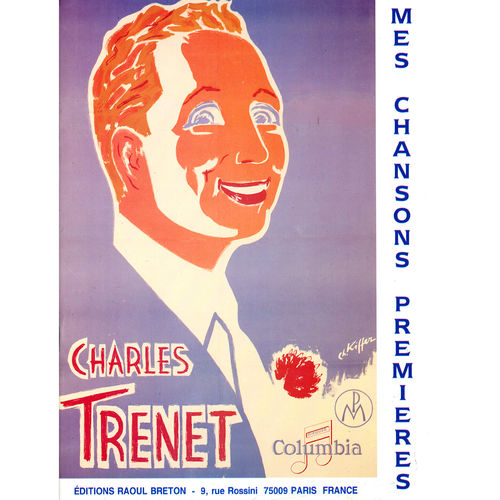 Charles TRENET Mes chansons premières