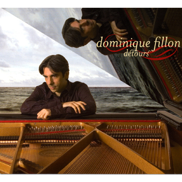 Dominique FILLON - Détours - CD