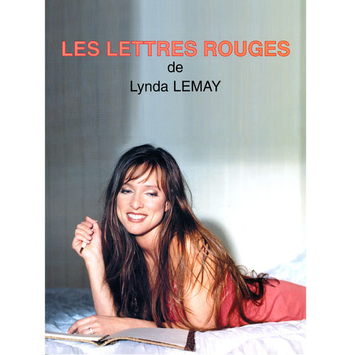 Les lettres rouges - Lynda LEMAY
